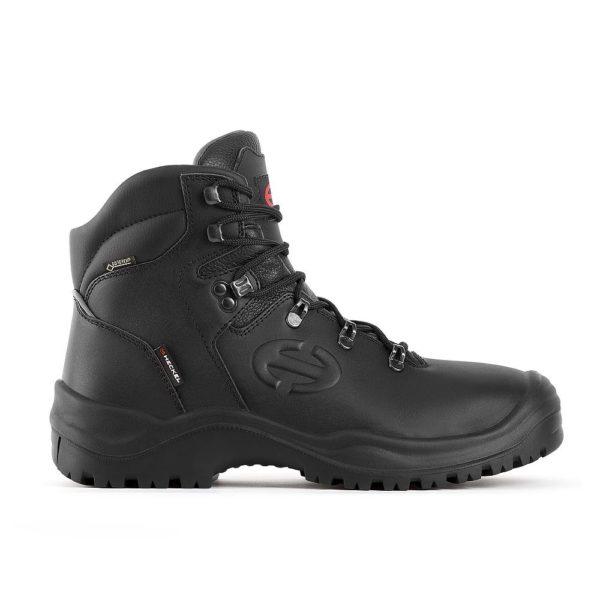 Chaussures de sécurité hautes noire MX300GT en GORE-TEX S3 HECKEL
