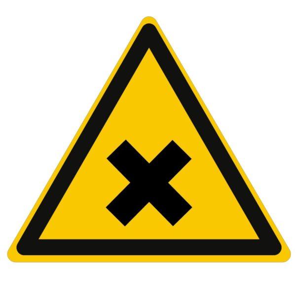 Matières nocives irritantes