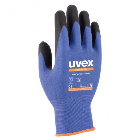 Gant Atlétic Lite UVEX (lot de 10 gants)