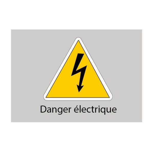 Danger électrique SME
