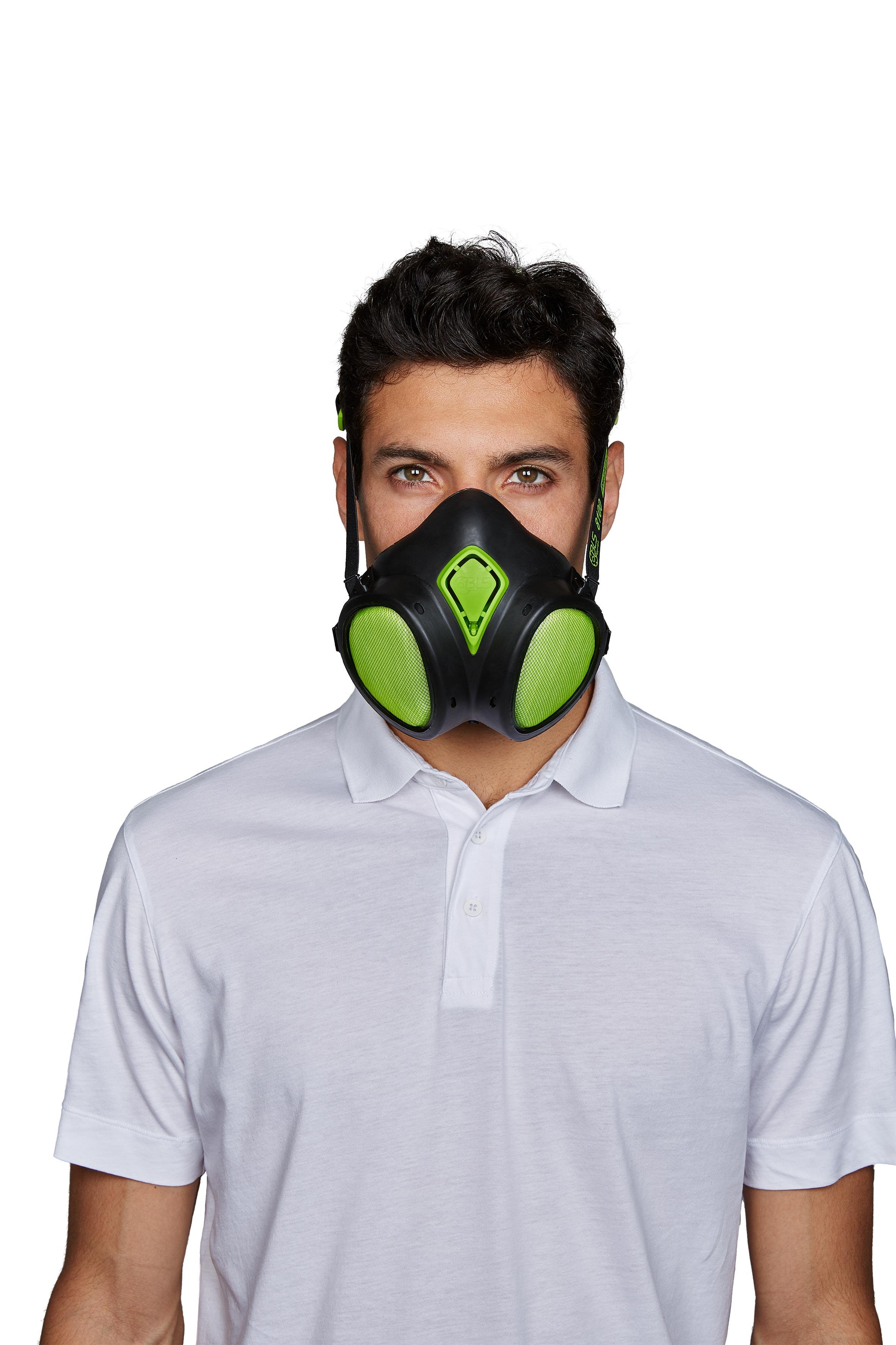 demi masque jetable