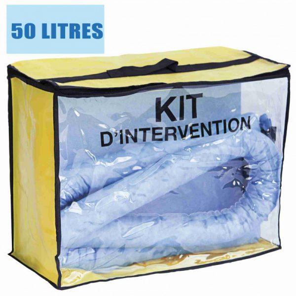 Kit urgence tous liquides 50 litres