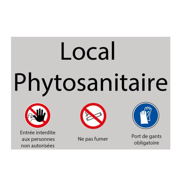 Local phytosanitaire