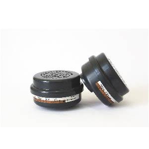 Lot 2 cartouches filtre ABEK1P3 BLS