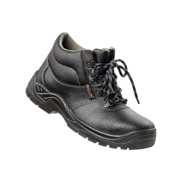 Chaussures de sécurité hautes noires TARAI S3