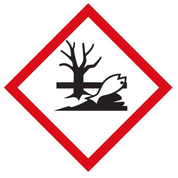 Dangereux pour l'environnement
